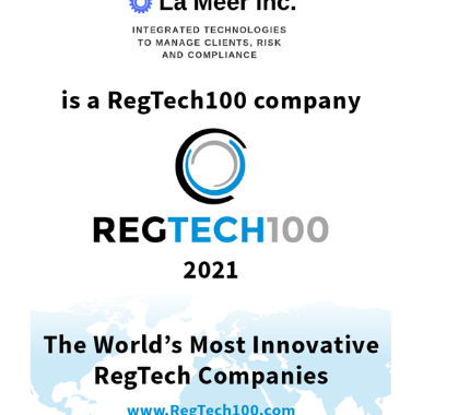 Meet Us At The Global Regtech Summit On Oct 14th In London